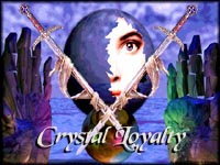 Crystal Loyalty Lady's